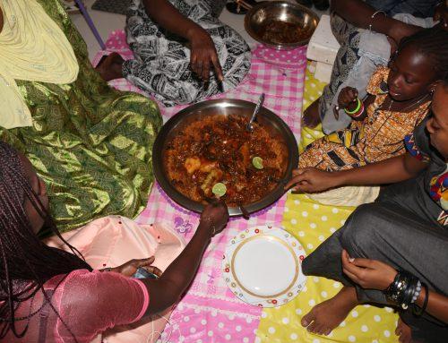 Thieboudienne rouge par Ndongo