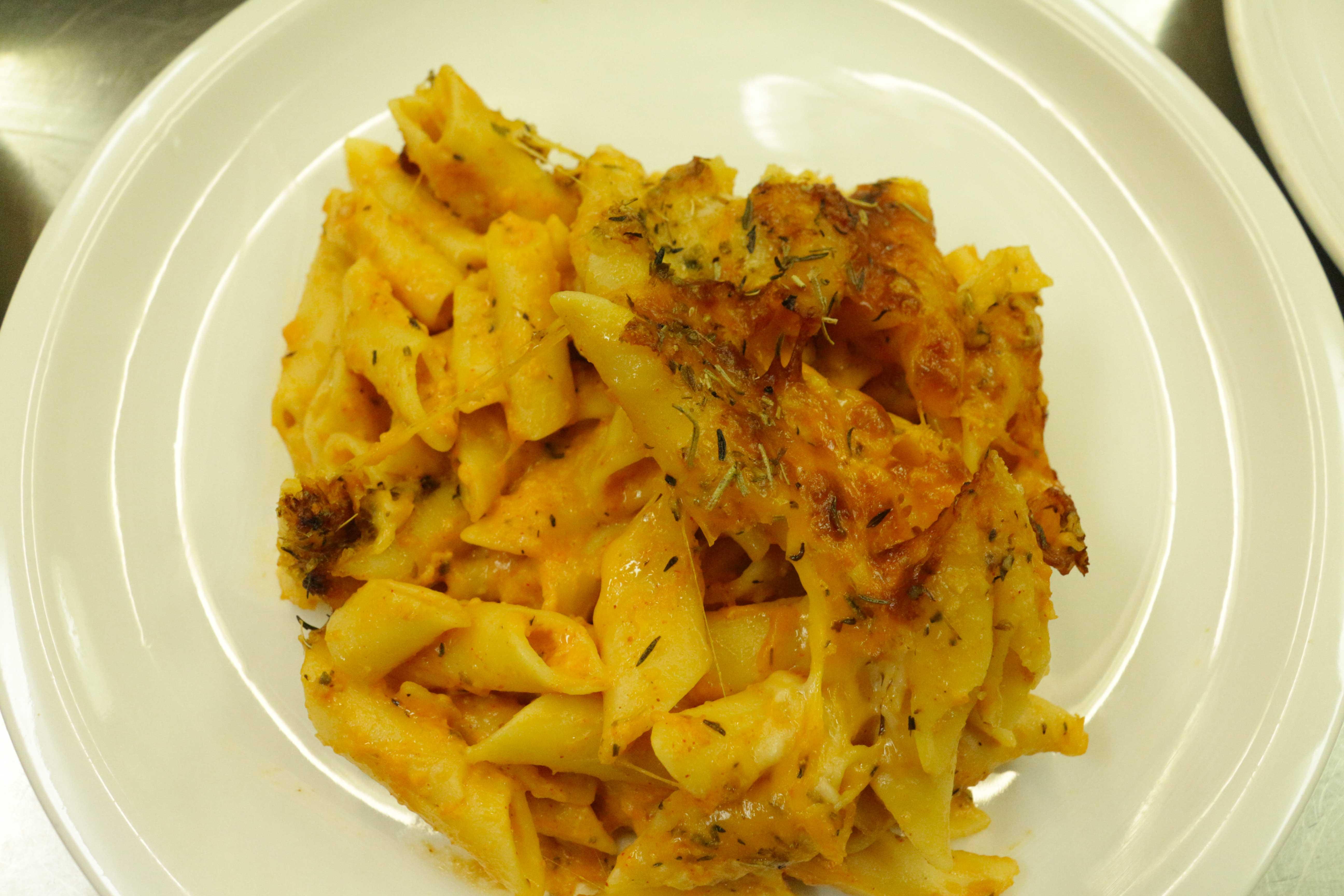 Macaroni Pie 2