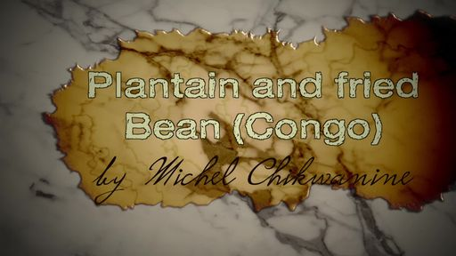 Header Plantain and Beans by Michel Chikwanine